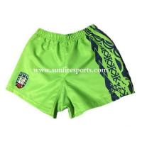 China Sublimated Rugby League Jerseys With Rugby Shorts on sale