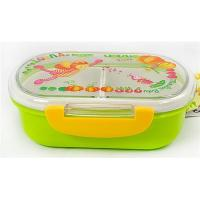 China Children's lunch boxes/two children's lunch box wholesale