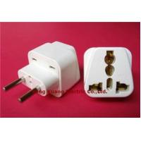 China WD-9C Mutil-Socket to South America, (Inlay way)Travel adapter, two round pin, EU Travel adapter wholesale