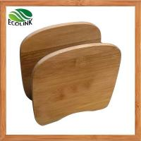 Buy cheap Table Decoration Bamboo Napkin Holder from wholesalers