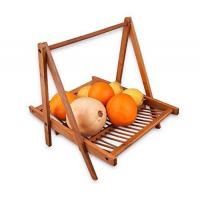 Buy cheap Bamboo Fruit Basket Fruit Bowl Vegetable Basket from wholesalers