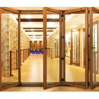 China High Quality Aluminum Package Wood Doors and Windows with Waterproof wholesale