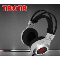 Buy cheap Game headphone G168 from wholesalers