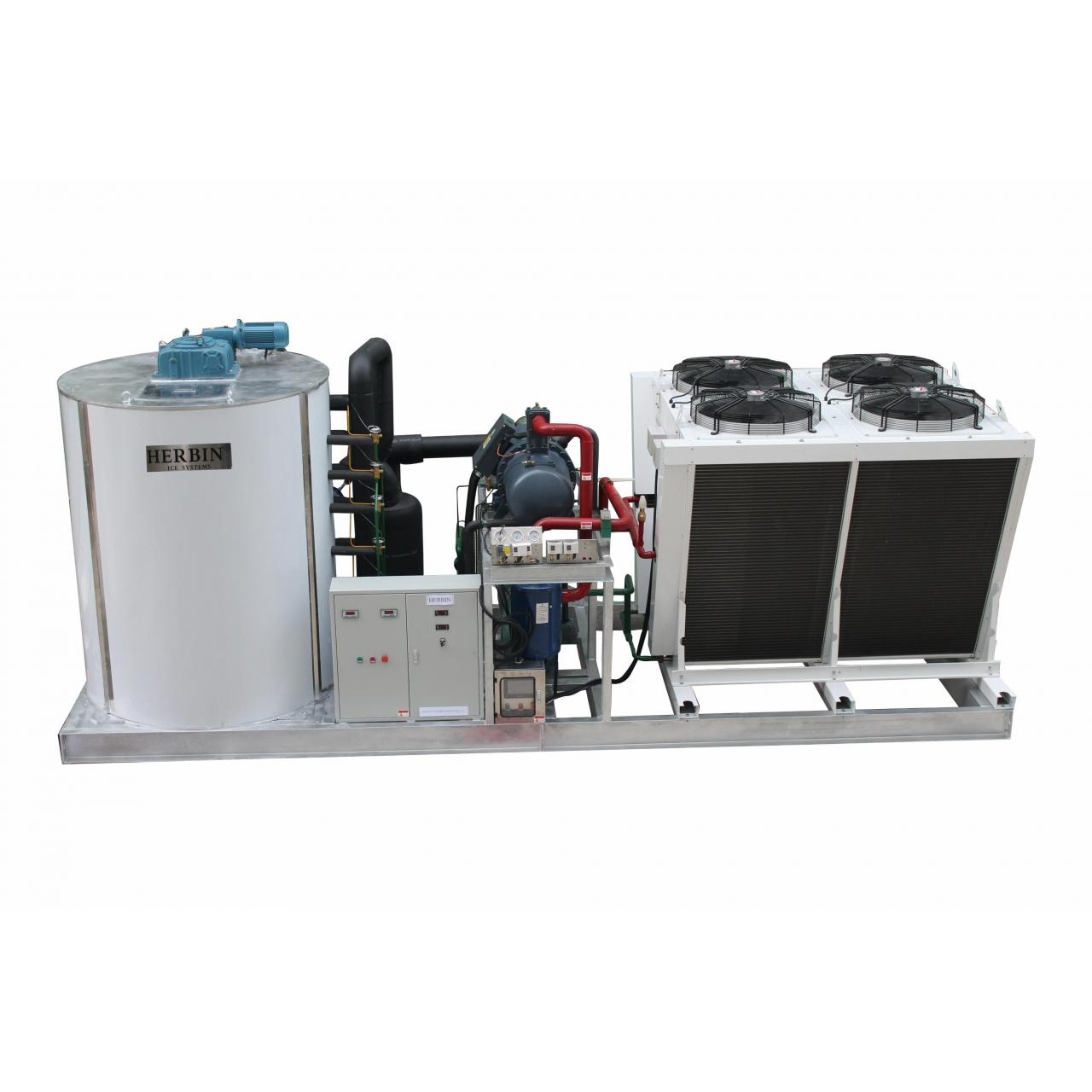 Buy cheap 20T/day flake ice machine from wholesalers
