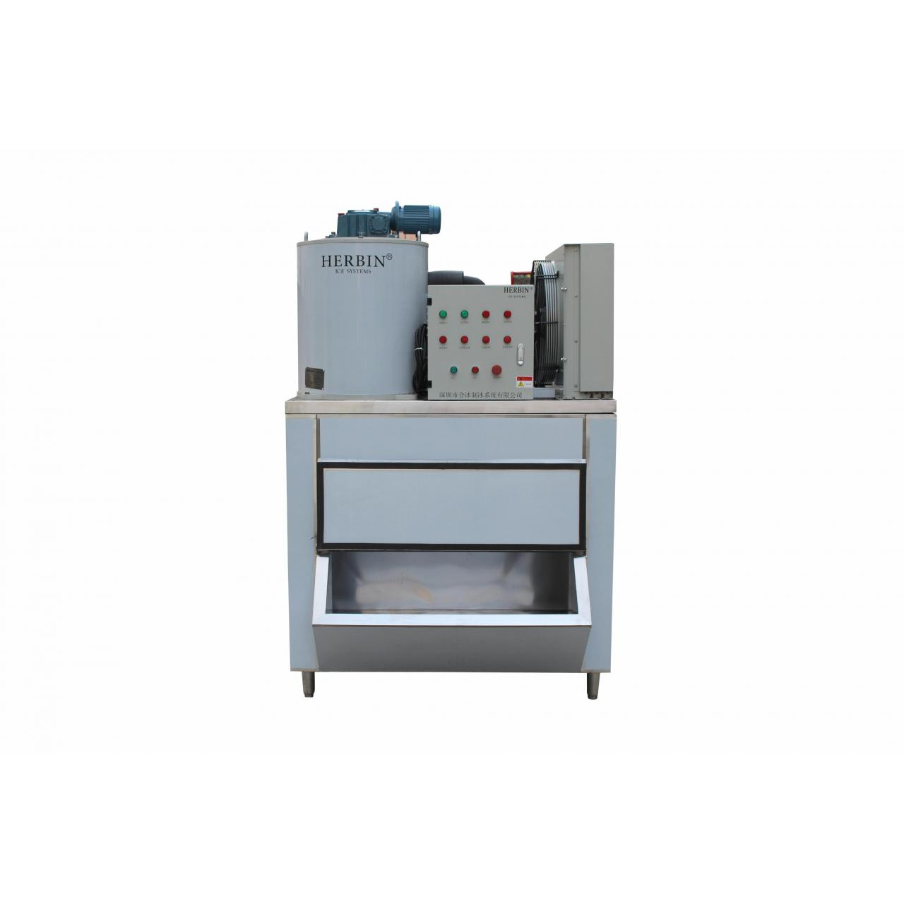 Buy cheap 1T/day flake ice machine from wholesalers