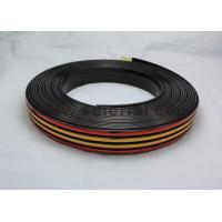 Buy cheap PVC strap with multi-color tape from wholesalers