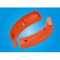 Buy cheap Plastic injection OEM Arched plastic cover from wholesalers