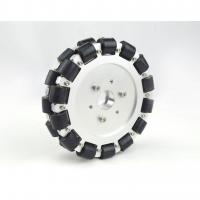 Buy cheap 152mm Double Aluminium Omni Wheel basic 14085 from wholesalers