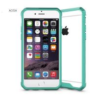 Buy cheap Shockproof transparent tpu pc phone case for iphone from wholesalers