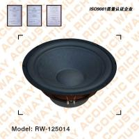 Buy cheap RW-125014 woofer from wholesalers