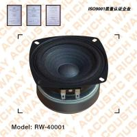 Buy cheap RW-40001 karaoke woofer from wholesalers