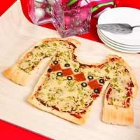 China Desserts Ugly Sweater Pizza on sale