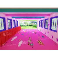 China 3D Street Painting pvc painted floor0104 wholesale
