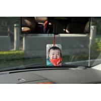Buy cheap Sublimation air freshener tags from wholesalers