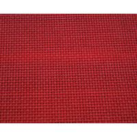 Buy cheap Cross stitch plastic sheeting Series 14CT red from wholesalers