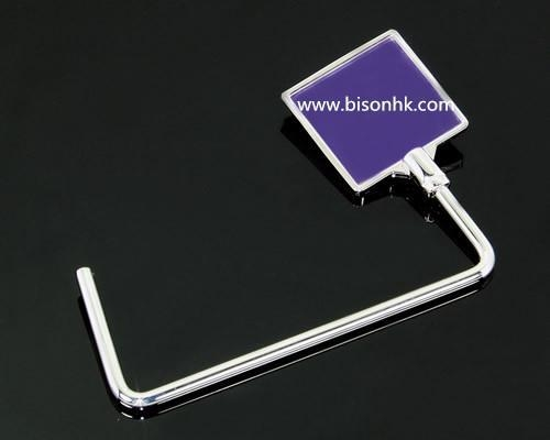 Quality 2014 Cheap Fashion Metal Unfoldable Purse Hook for sale
