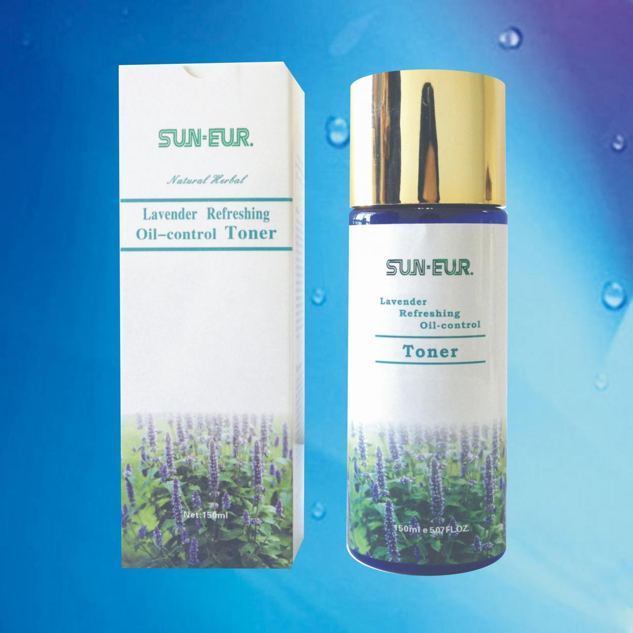 China Lavender Refreshing Oil-control Toner on sale