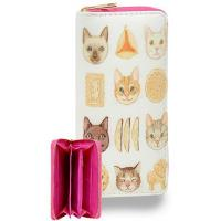 Cookie Cats Accordion Wallet