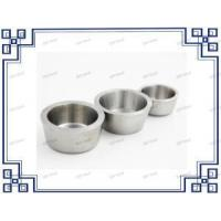 Buy cheap High Density Sintered, Machined, Welded or Spinned Molybdenum Crucibles for Melting from wholesalers