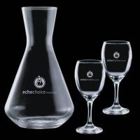 Buy cheap Products #BWG712-2 Verdun Carafe & 2 Wine from wholesalers