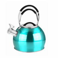 China 3.0 Litre FORHOUSE Stainless Steel Whistling Kettle wholesale