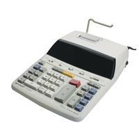 China Sharp White 12-Digit Fluorescent Display Printing Calculator EL-1607P wholesale