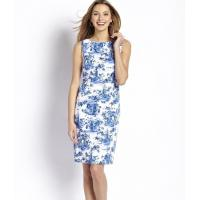 Buy cheap 42225 Toile Print Sheath Dress from wholesalers