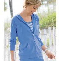 Buy cheap 14466 Zip-up Knit Hoodie By Real Comfort from wholesalers