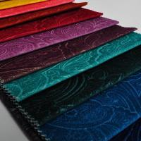 Buy cheap Burnout fabric YB011 from wholesalers