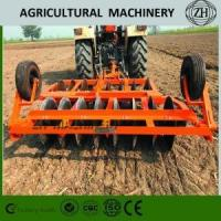 Buy cheap Discs Farm Agricultural Harrow with Scraper from wholesalers