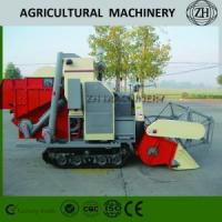 Buy cheap Low Fault Rate 1.2kg/s Combine Harvester from wholesalers