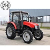 Buy cheap Hot Sale 4 Wheel Drive Farm Tractor 70hp 90hp 130hp from wholesalers