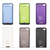 Buy cheap 1900mAH Battery Case For iPhone 4 from wholesalers