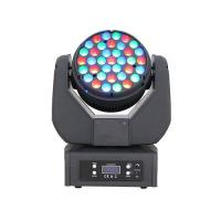 Buy cheap LM-LED1519 15w*19pcs led moving head wash light from wholesalers