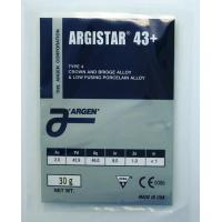 Buy cheap Dental Alloy ARGISTAR 43+ from wholesalers