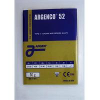 Buy cheap Dental Alloy ARGENCO 52 from wholesalers
