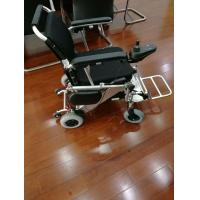 Buy cheap Rehabilitation Orthopaedics Handicapped Wheelchair with Elevating Footrest from wholesalers