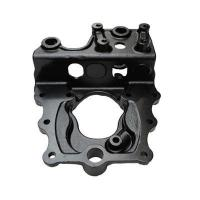 Buy cheap Carbon Steel Plate spring bracket castings from wholesalers