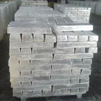 Buy cheap Magnesium Ingot 7.5kg Mg 99.90% Min Batch Production All Specificaiton As Request from wholesalers