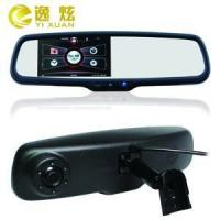 Buy cheap Car DVR Mirror monitor with DVR from wholesalers