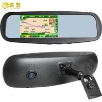 Buy cheap Car DVR OEM mirror monitor with GPS DVR from wholesalers