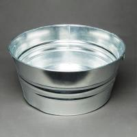 Buy cheap BARS & BEVERAGE SERVICE::GALVANIZED TUB from wholesalers