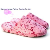 China 22227 Super comfy cotton slippers wholesale