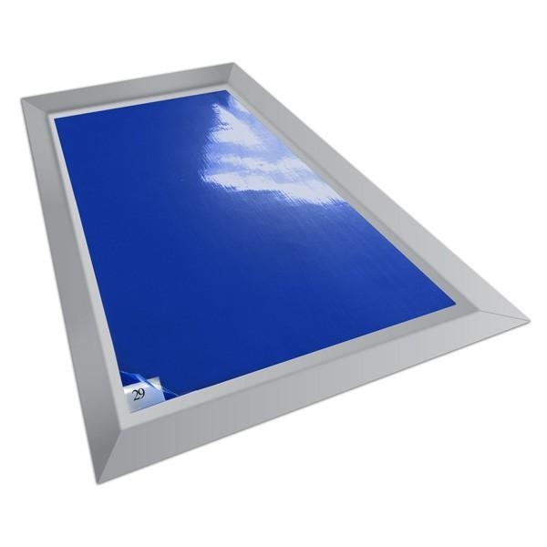 Quality Aluminum Cleanroom Sticky Mat Frames for sale