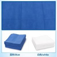 Pillow case - Blue and White