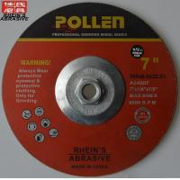 China 7Inch X 1/4Inch X7/8Inch Aluminium Oxide Grinding Wheel For Carbide Tools on sale