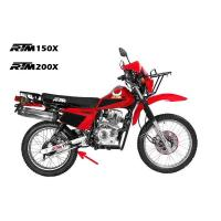 Buy cheap Motorcycle RTM 150-X ROJO from wholesalers
