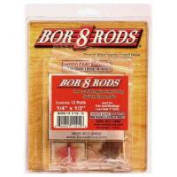 China System Three 1/4-Inch by 1/2-Inch Wood Care Borate Rods,12/pack,14112-Wall Repair on sale