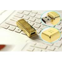 China Popular 4GB/ 8GB Gold Bar Usb Drive Best Buy wholesale