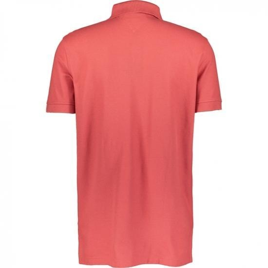 Quality Male Orange Regular Fit Polo Shirt for sale